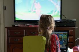 How much time should children spend with media?