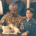 madiba and Aaron Block
